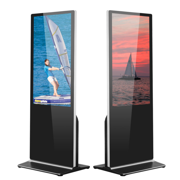 player digital signage display media player for advertisement