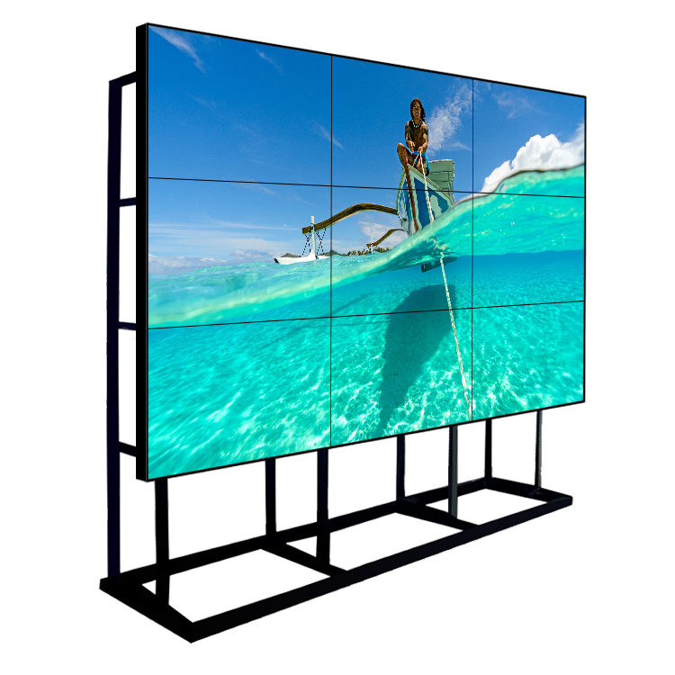 4k LG Samsung panel 55 inch 3×3  indoor LCD Video wall